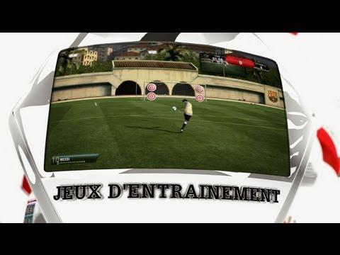 FIFA 13 - Les Jeux d'Entrainement - YouTube