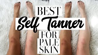 🌞 Best Self Tanner For Pale Skin