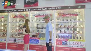 Thái vũ (FAPtv) hát rap tại cửa hàng FPT shop