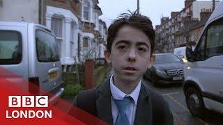 The children suffering from arthritis - BBC London