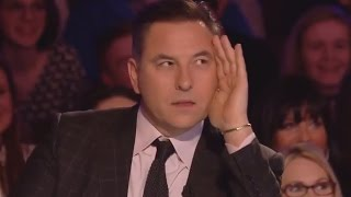 David Walliams GOT TOLD And SCARED A Bit In This Audition!