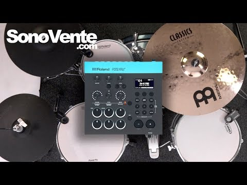 Vidéo Roland TM-6 Pro Trigger Module Demo - SonoVente.com