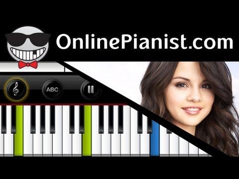 Baixar Selena Gomez - Come & Get It - Piano Tutorial