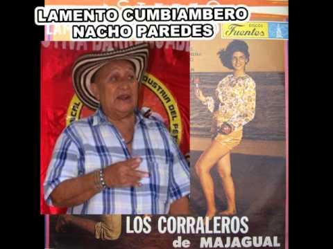 LAMENTO CUMBIAMBERO - LOS CORRALEROS DE MAJAGUAL  LP. DEL AÑO 1965.