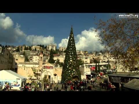 Postcard from Israel: Christmas in Nazareth