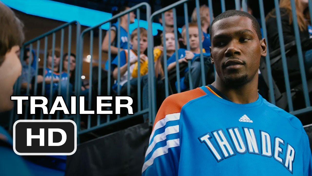 Thunderstruck TRAILER (2012) Kevin Durant Basketball Movie ...