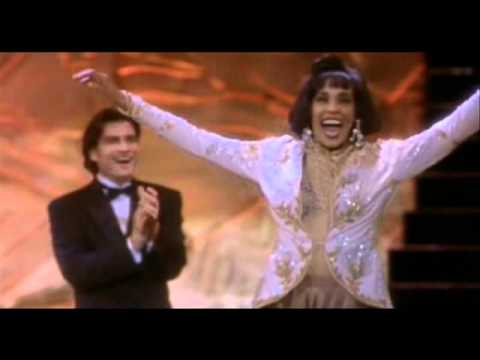El guardaespaldas -Kevin Costner and Whitney Houston