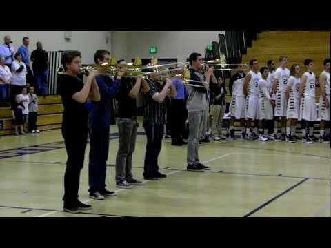2012 Vista Murrieta Trombone Jazz Quintet-National Anthem