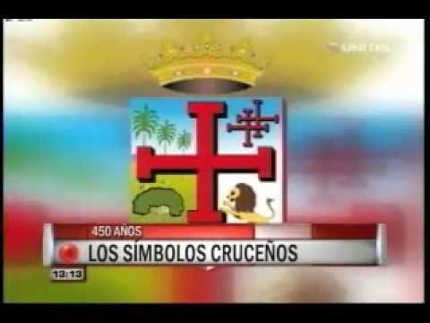 La fundación de Santa Cruz - 450 años - Los Símbolos Cruceños