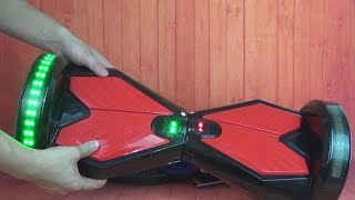 Гироскутер Smart Board Form Jet Bluetooth колонками