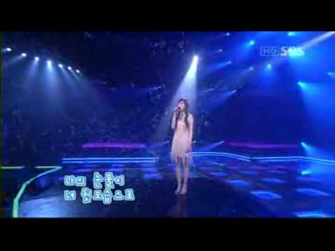 LIVE For the Reason Of Love (Sarangiraneun iyuro) by Goo Hye Sun 2.flv