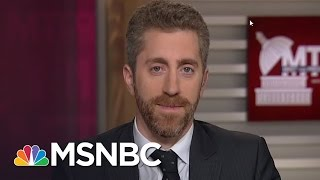 Breitbart Editor: Sources In Wiretapping Article 'Unimpeachable' | MTP Daily | MSNBC