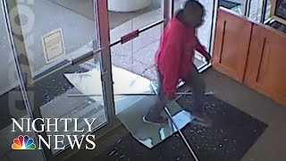 Security Guard Shoots Intruder At Fox Station In Washington D.C. | NBC Nightly News