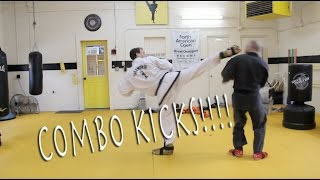 Combo Kick Tutorial (Sparring 6)