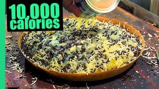 Jakarta Street Food Tour! GOD LEVEL Martabak and Jakarta's BEST Street Food!