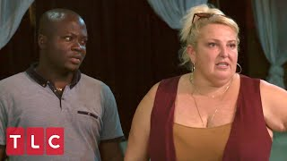 Angela Is Shocked Wedding Venues Are Expensive in Nigeria | 90 Day Fiancé: Happily Ever After?