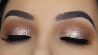 EASY 5 Minute Eye Makeup |  Using ONLY 2 Eyeshadows