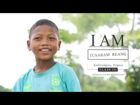 I am Tusaram - Aspires to pursue medicine