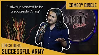 Nepali Stand Up Comedy | ft. Dipesh Dahal | Successful Army |