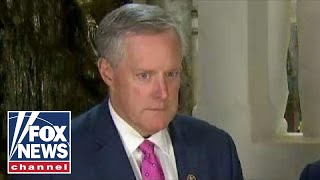 Rep. Meadows: GOP is not playing politics with immigration