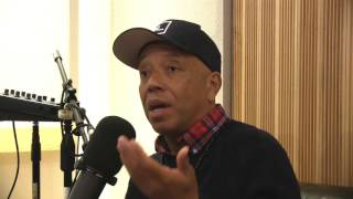 Russell Simmons Talks Trump, Islamaphobia and Election