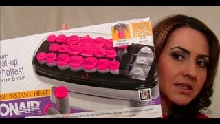 Conair Hot Rollers Review & My HONEST Opinion (NOT A SPONSORED VIDEO)