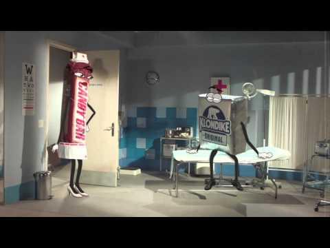 Klondike Kandy Bar commercial