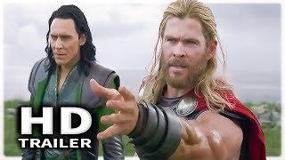 THOR RAGNAROK: Odin's Children Movie Clip (2017) Thor, Loki, Hulk Superhero Movie HD