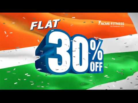 Acme Fitness independence day 2015