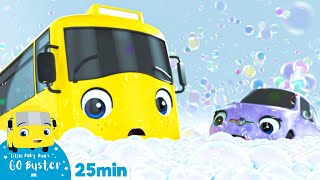The Bubble Bath - Go Buster | +More Nursery Rhymes and Baby Songs | Little Baby Bum | Cartoon Song