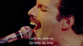 Queen- Bohemian Rhapsody +POLSKIE TŁUMACZENIE
