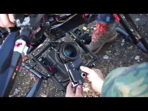 XM2 ARRI on set
