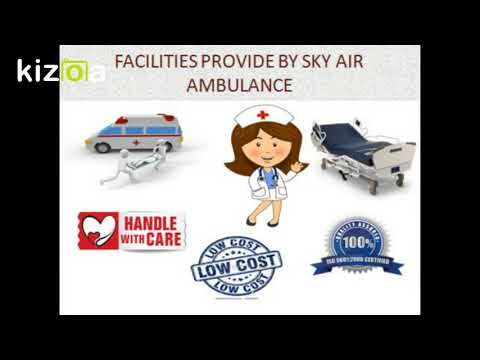 Get India's Cheap and Best services of Air Ambulance in Raipur anytime