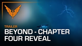 Elite: Dangerous - Beyond Chapter Four Reveal Trailer
