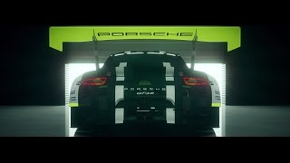 The Porsche 911 GT3 R is ready for the 24 Hours at the Nürburgring.