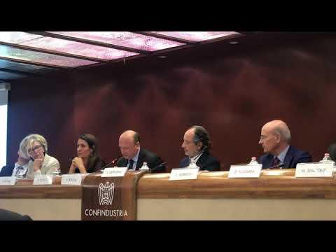 Assemblea Sgi - L'intervento di Vincenzo Boccia (Confindustria)