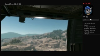 This game is amazing .Metal gear solid v the phantom pain