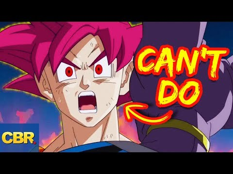 10 Things Goku Can Do That NO Superhero Can