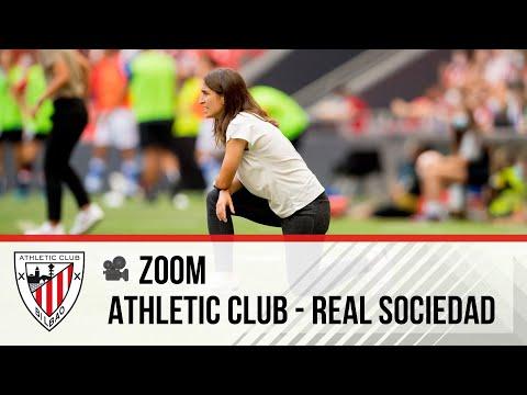 ZOOM I Athletic Club vs Real Sociedad | Primera Iberdrola 2021-22