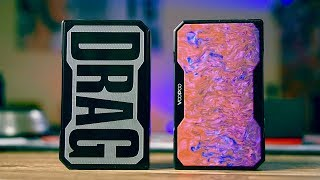 VOOPOO DRAG MOD Resin Edition!