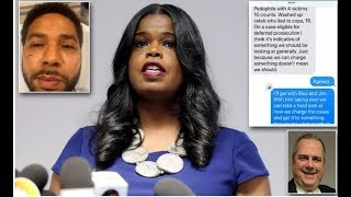 Top Prosecutor #KimFoxx Text Messages Released To The Public 👀
