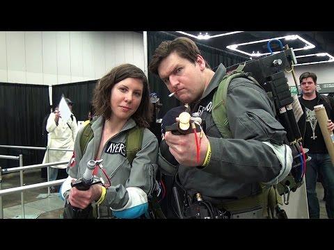 2014 Portland Comic Con 3D - Part 4