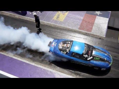 LMR race car testing / Aerial video testing