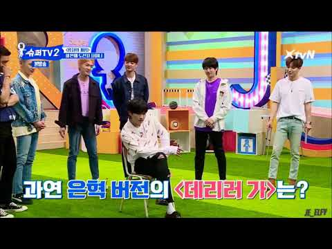 Eunhyuk Dance Interpretation (Super TV S2 Ed.)