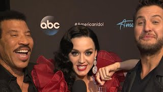 Katy Perry Wants 'Bigger Hair, Better Dresses' on 'American Idol' Season Two (Exclusive)