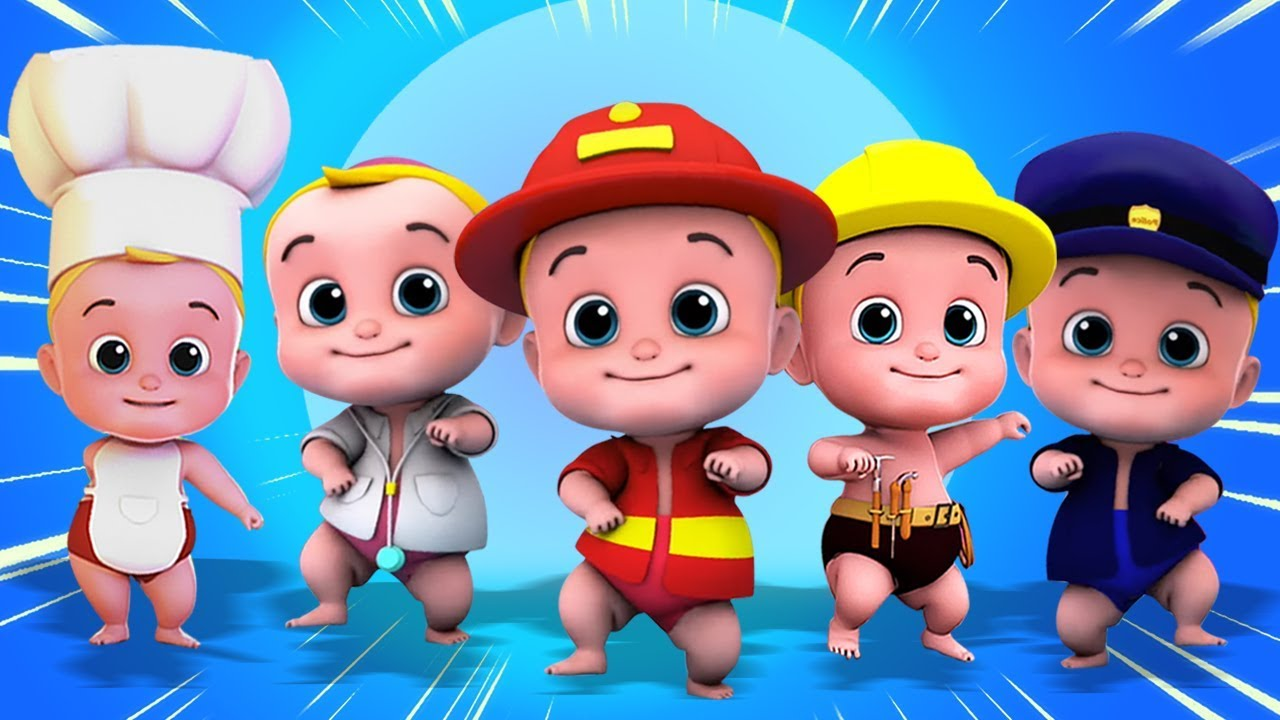 Lima Bayi Bayi Kecil Lagu Anak Anak