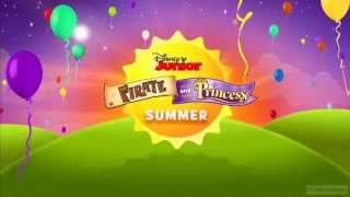 Disney Junior HD UK Continuity 09-07-13 hd1080