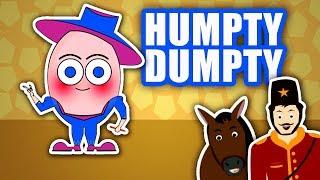 Humpty Dumpty Sat On A Wall | The Short Cut Kids