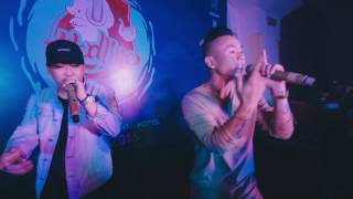 [REDLINE II] Binz - Rời xa ft. It's Lee (Live)