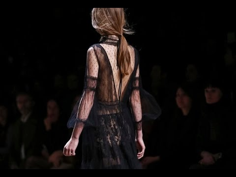 Alberta Ferretti | Fall Winter 2015/2016 Full Fashion Show | Exclusive